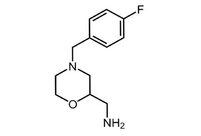 2-Aminomethy-4-(4-fluorobenzyl)morpholine, ≥98%