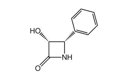 (3R,4S)-3-Hydroxy-4-phenyl-2-azetidinone, ≥99%