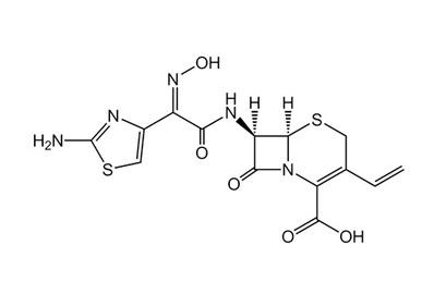 Cefdinir, ≥97%