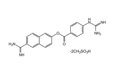Nafamostat mesylate, ≥98%