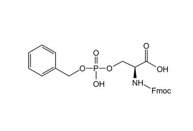 Fmoc-Ser(PO3BzlH)-OH, ≥98%