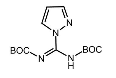 N,N′-Di-Boc-1H-pyrazole-1-carboxamidine, ≥98%