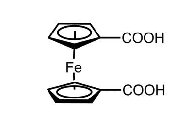 1,1′-Ferrocenedicarboxylic acid, ≥98%