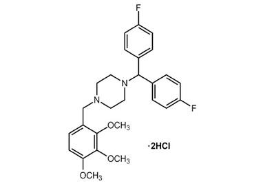 Lomerizine dihydrochloride, ≥99%