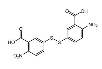 5,5′-Dithiobis(2-nitrobenzoic acid), ≥99%
