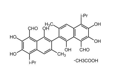 Gossypol-acetic acid, ≥98%