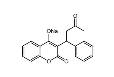 Warfarin sodium, ≥99%