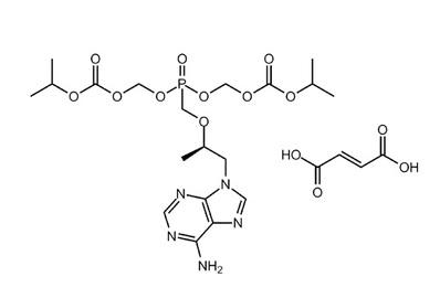 Tenofovir disoproxil fumarate, ≥98%