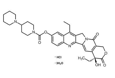 Irinotecan hydrochloride trihydrate, ≥99%