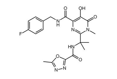 Raltegravir, ≥99%