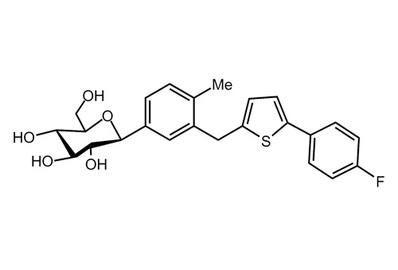 Canagliflozin, ≥98%