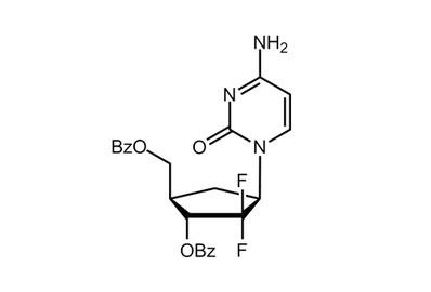 2'-Deoxy-3',5'-di-O-benzoyl-2',2'-difluorocytidine, ≥97%