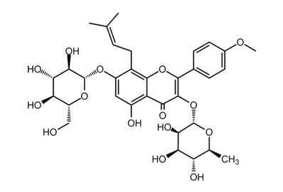 Icariin, ≥98%