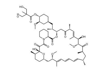 Temsirolimus, ≥98%