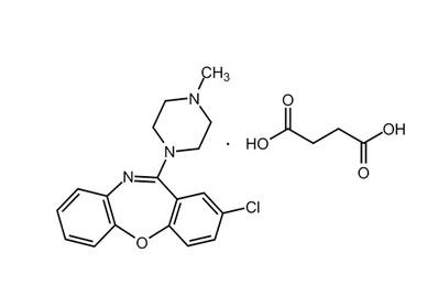 Loxapine succinate, ≥98%