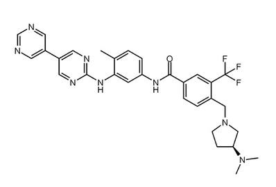 Bafetinib, ≥98%