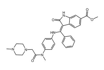 Nintedanib, ≥98%