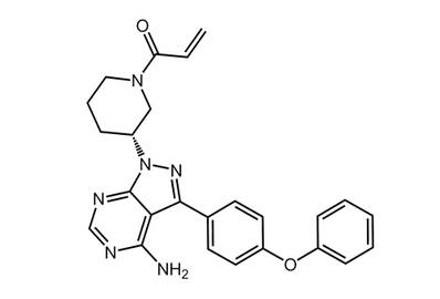 Ibrutinib, ≥98%