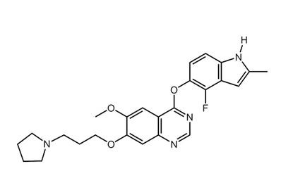 Cediranib, ≥99%