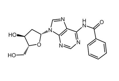 N6-Benzoyl-2'-deoxyadenosine, ≥98%