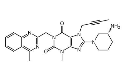 Linagliptin, ≥98%