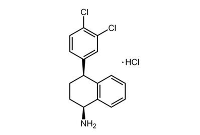 (1S,4S)-N-Desmethyl sertraline hydrochloride, ≥98%