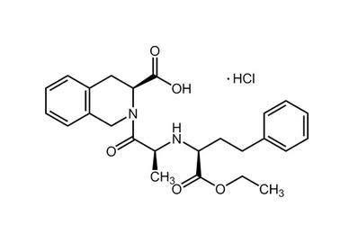 Quinapril hydrochloride, ≥99%