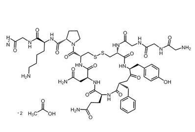 Terlipressin acetate, ≥98%