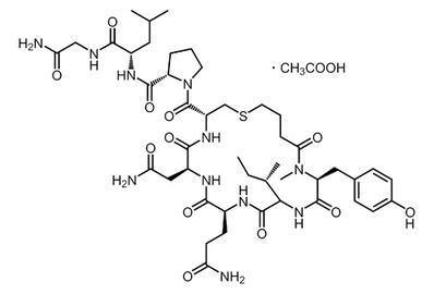 Carbetocin acetate