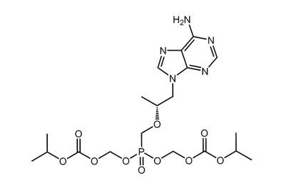 Tenofovir disoproxil, ≥98%