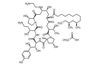 Caspofungin diacetate, ≥98%