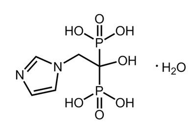 Zoledronic acid monohydrate, ≥99%