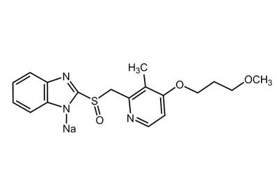 Rabeprazole sodium, ≥99%