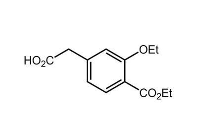4-Ethoxycarbonyl-3-ethoxyphenylacetic acid, ≥99%