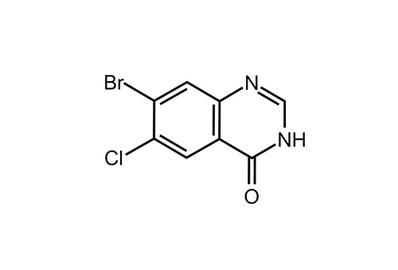 7-Bromo-6-chloro-4(3H)-quinazolinone, ≥98%
