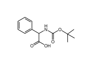 N-Boc-DL-phenylglycine, ≥98%