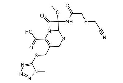Cefmetazole, 97-103%