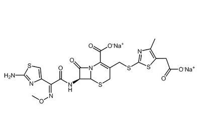 Cefodizime sodium, ≥92%