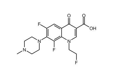 Fleroxacin, ≥99%