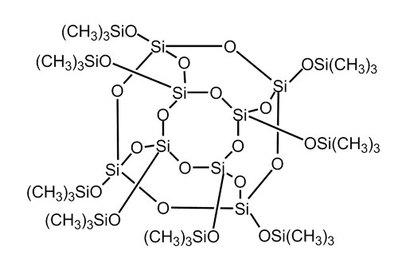 Octakis(trimethylsiloxy)silsesquioxane, ≥98.5%