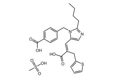 Eprosartan mesylate, ≥99% | CAS 144143-96-4 | Lancrix