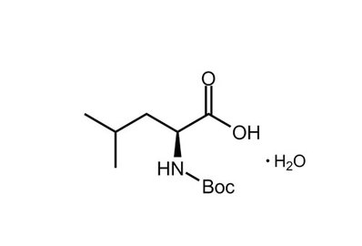 Boc-Leu-OH Monohydrate, ≥99%