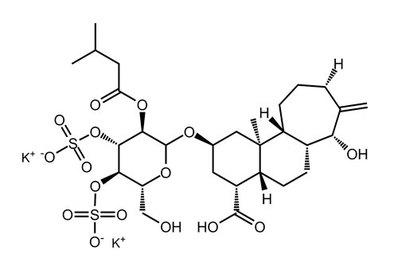 Atractyloside dipotassium salt, ≥98%