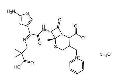 Ceftazidime Pentahydrate, ≥99%