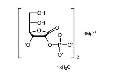 L-Ascorbic acid 2-phosphate sesquimagnesium salt hydrate, ≥99%